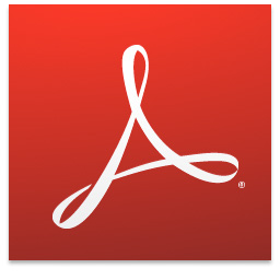Adobe Reader XI icon edited