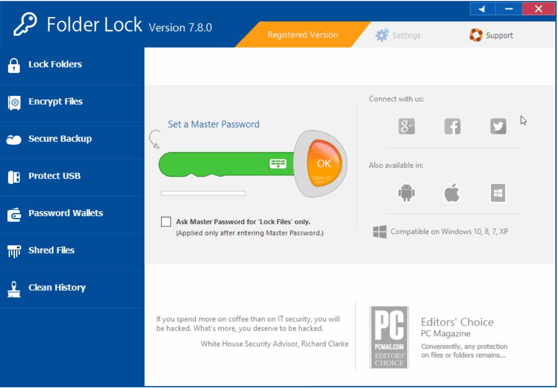 Folder Lock2