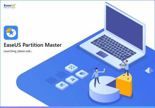 EaseUS Partition Master13