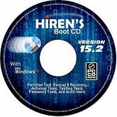 Hirens Boot CD 152