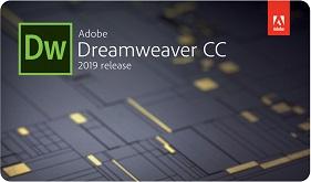 Dreamweaver CC 2019 1