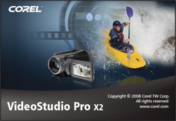 VideoStudio Pro X2 1