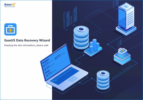 EaseUS Data Recovery 12
