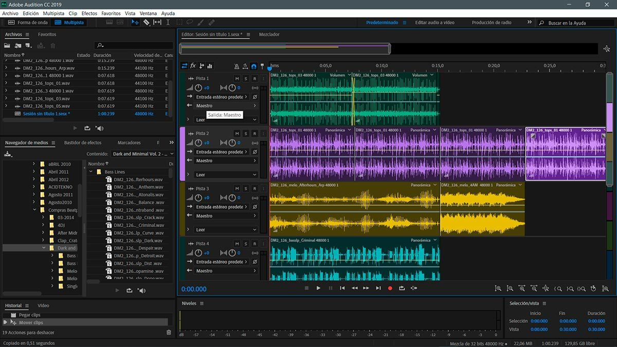 Adobe Audition CC 2019 1