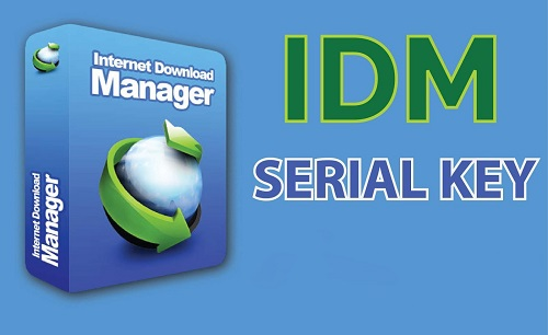 idm serial