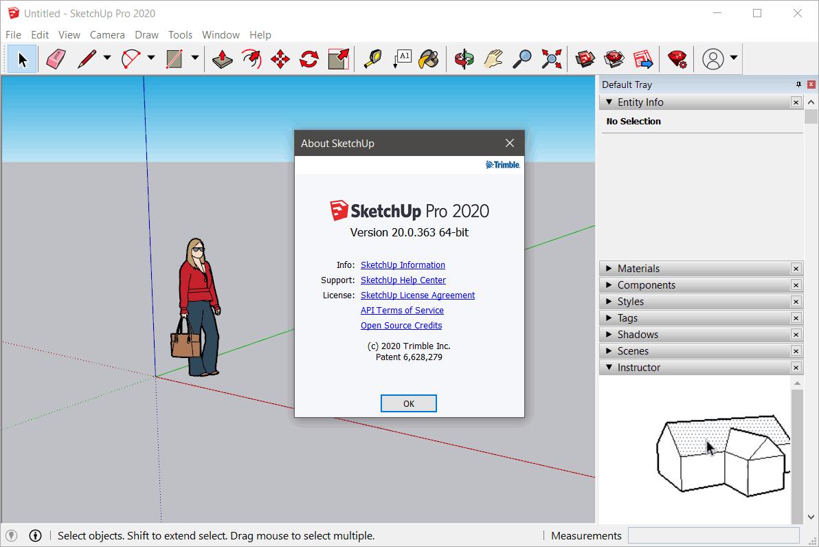 SketchUp.Pro2020