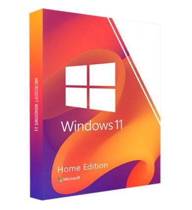 windows 11 home box